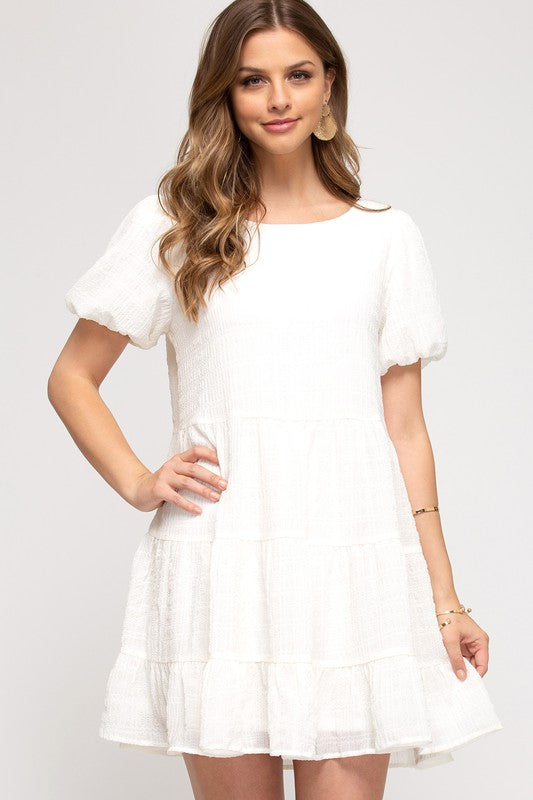 Gabby Babydoll Dress