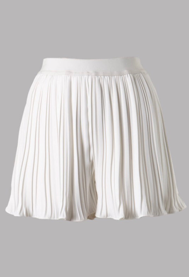 Sugar Pleats Shorts