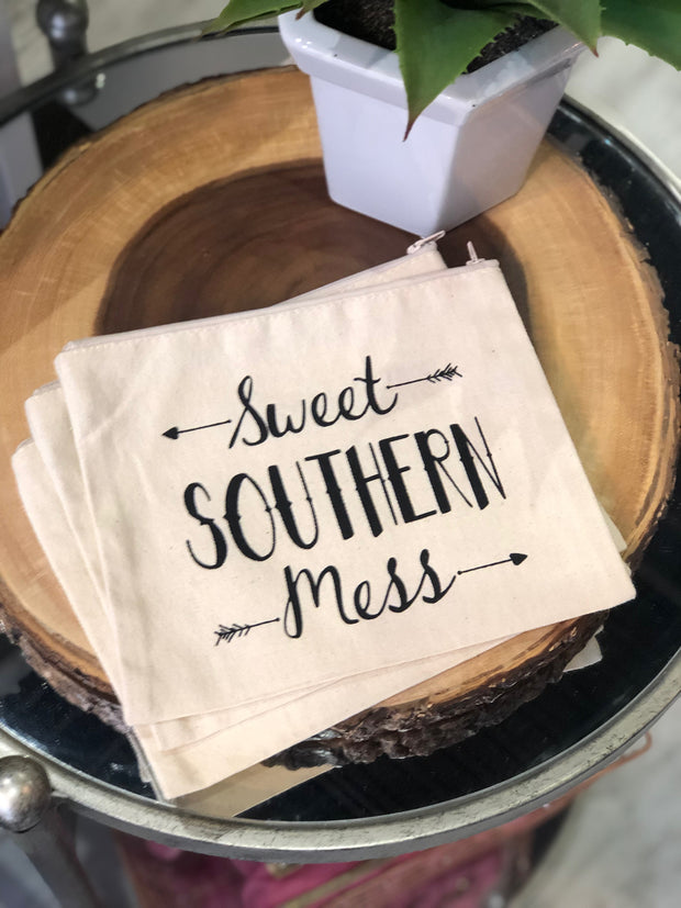Sweet Southern Mess Pouch