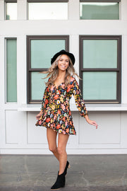 Mabry Floral Dress