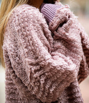 Clare Fuzzy Sweater