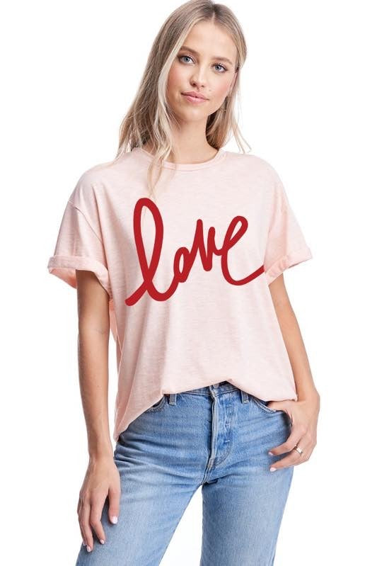 Lover Graphic Tee