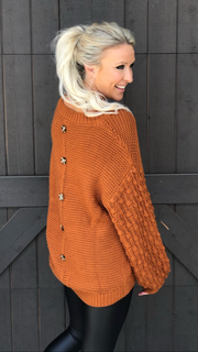 Fireside Campout Sweater