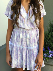 Lavender Mist Dress