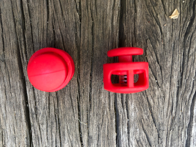Button Toggle - Red