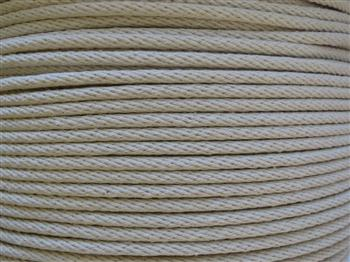 Cotton Sash Cord - 4mm