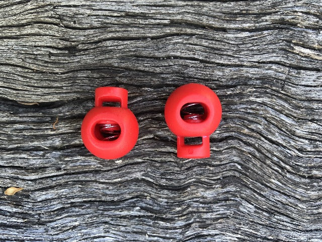 Round Ball Toggle - Red