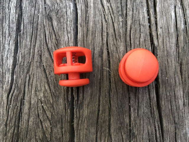 Button Toggle - Orange