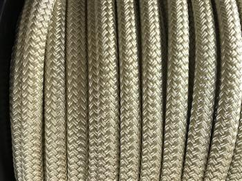 Beige Horse Lead Rope - 14mm