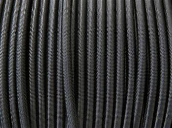 Shock Cord - Black 2mm