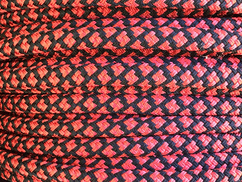 Red-Black Lattice  - 6mm