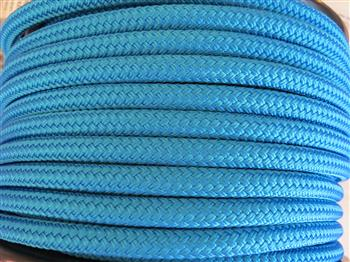 Blue Lead Rope - 12mm