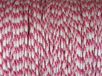 Breast Cancer Awareness - 3mm Macrame