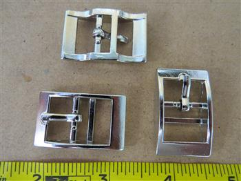 Horse Halter Double bar buckle - 16mm
