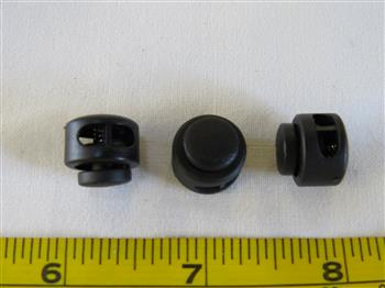 Button Toggle - Black - Small
