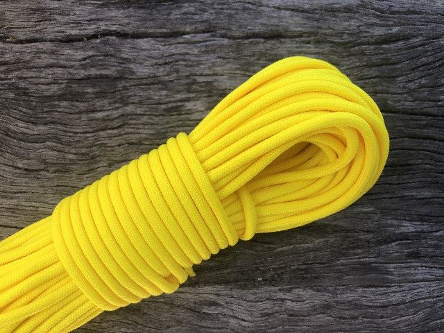 Canary Yellow Paracord
