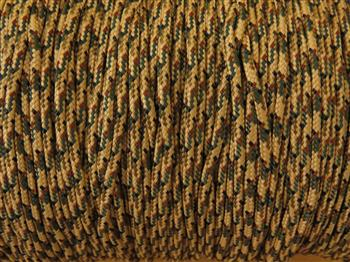 Canyon Camo - 3mm Macrame