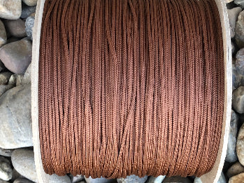 Chocolate Brown - 2mm Micro