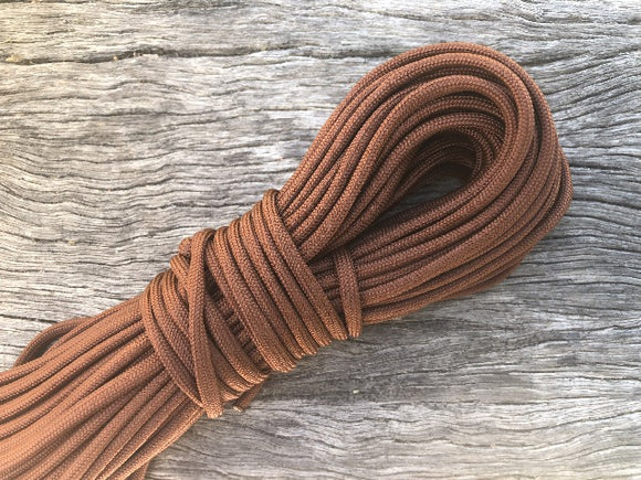 Chocolate Brown Paracord