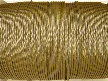 Coyote Brown - 3mm Macrame