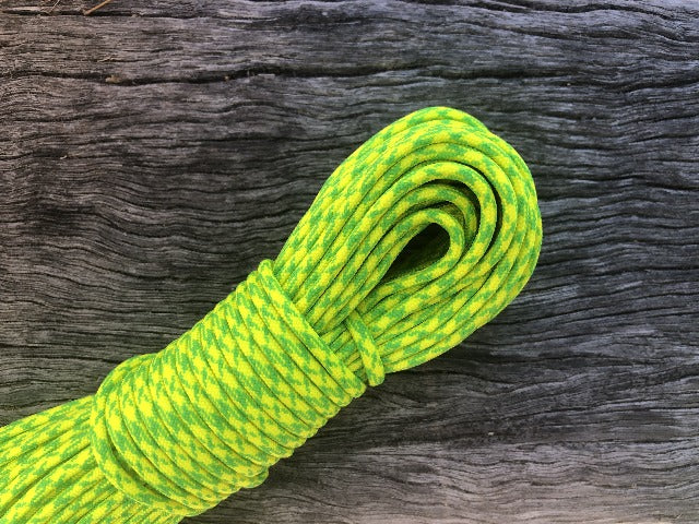 Day Glow Camo Paracord