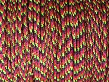 Fireball - 3mm Macrame