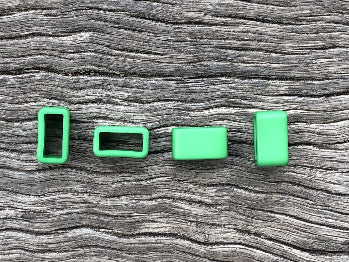 Keeper - Green 10mm