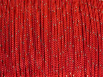 Imperial Red Reflective - 2mm Micro