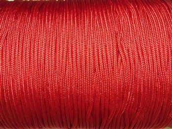 Imperial Red - 3mm Macrame