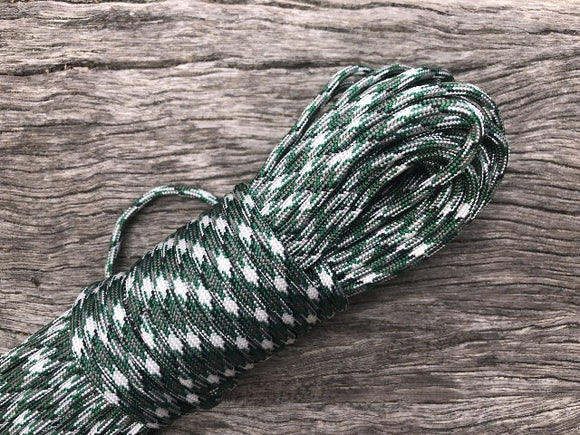 Kelly Green Camo Paracord