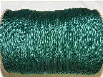 Kelly Green - 3mm Macrame