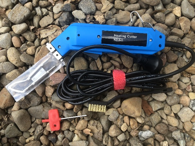 Hot Knife - rope cutter