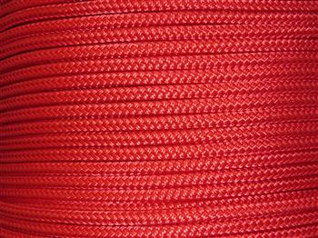 Marine Rope - Red - 6mm