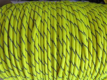 Neon Yellow Reflective Paracord