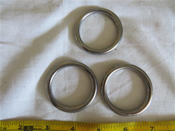 O Ring 40mm x 6mm - Stainless Steel
