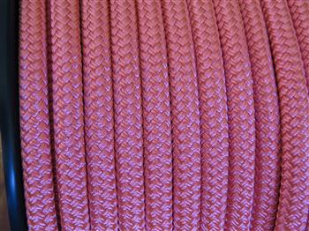 Pink Horse Lead Rope - 16mm