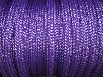 Purple Horse Lead Rope - 14mm