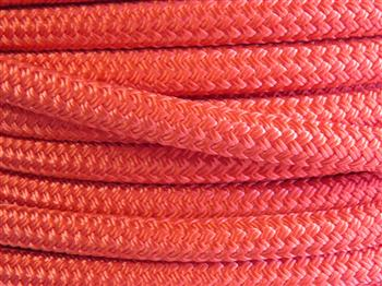 Red Horse Lead Rope - 16mm