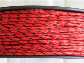 Red & Black - 2mm Racespec