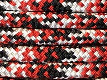 Red-Black-White Appaloosa  - 12mm