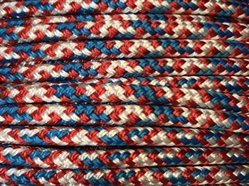 Red-White-Blue Appaloosa  - 6mm