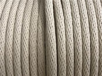 Cotton Sash Cord - 12mm Custom length