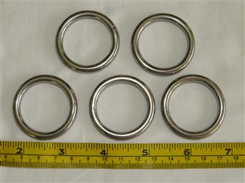 O Ring 30mm x 5mm - Stainless Steel