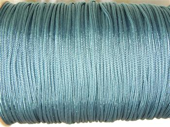 Teal - 3mm Macrame