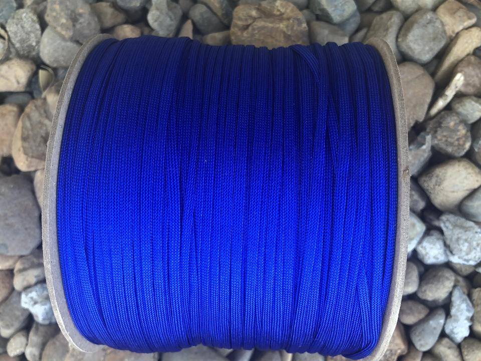 Whipmaker's Cord - Electric Blue