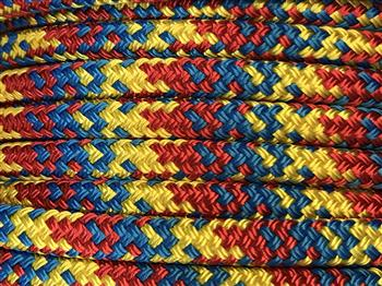 Blue-Red-Yellow Appaloosa  - 12mm