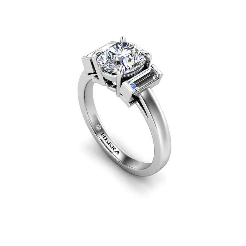 Platinum Cushion Cut Diamond split shoulder Double Halo Ring 4 claw - GIA Certificated - HEERA DIAMONDS