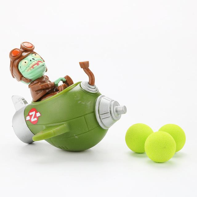 Plants vs Zombies Peashooter PVC Action Figure Model Toy Gifts Toys For Children High Quality  In OPP Bag - Nova Sloth