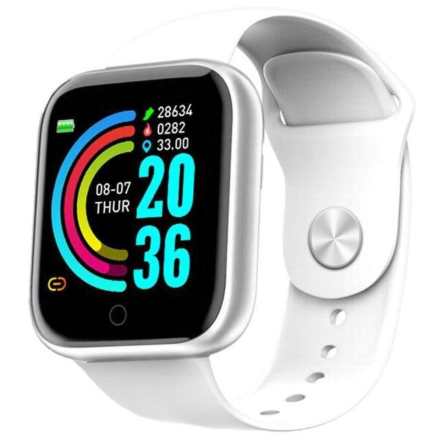 Smart Watch And Blood Pressure Heart Rate Monitor For Apple And Android - Nova Sloth