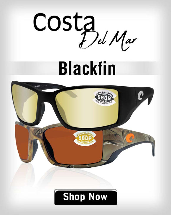 Costa Del Mar Blackfin